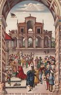 Enea Piccolomini Riceve Da Federigo III La Corona D'alloro - Ed. Sborgi Firenze - Pintura & Cuadros