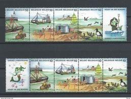 2273B/2276B DE ZEE  POSTFRIS** 1988 - Unused Stamps
