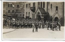 CARTE-PHOTO  WW1 ( 9 CP) FORCES FRANCAISES EN ALLEMAGNE COBLENCE (KOBLENZ ) Occupation  Des Troupes - Altre Guerre