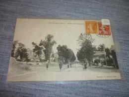 Cartes Postale Aisne Chauny Boulevard Gambetta Animée - Altri Comuni