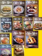 LOTTO LIBRI DI CUCINA RICETTE - READER'S DIGEST - I MIEI MENU' - 12 VOLUMI - House & Kitchen