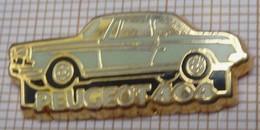 PEUGEOT 404 COUPE En Version ZAMAC HELIUM - Peugeot