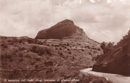 AMBA ALAGI -ERITREA  - CARTOLINA FP   VIAGGIATA - 1939- COLONIA ITALIANA- - Eritrea