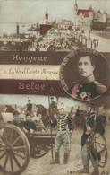 BELGIQUE #28359 HONNEUR ARMEE BELGE ALBERT 1 ER ROI KING MILITAIRE - Altri