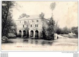 CPA (Réf : H519) Réalville  (TARN-et-GARONNE 82) Moulin Sur L'Aveyron - Realville