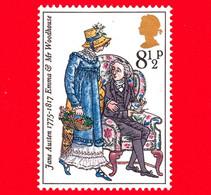 Nuovo - MNH - INGHILTERRA - GB - 1975 - 200 Anni Della Nascita Di Jane Austen (romanziere) - Emma And Mr. Woodhouse (Emm - Nuevos