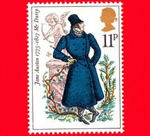 Nuovo - MNH - INGHILTERRA - GB - 1975 - 200 Anni Della Nascita Di Jane Austen (romanziere) - Mr. Darcy (Pride And Prejud - Nuevos