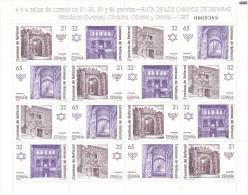 España Nº 3520 Al 3523 En Minipliego De 4 Series - 1991-00 Neufs