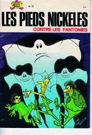 Les Pieds Nickeles - Contre Les Fantomes N°72 - Pieds Nickelés, Les