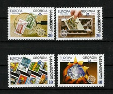 Georgia 2006 50 Years Of Stamps Under The EUROPE Program.MNH ** - 2006