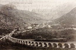 Cartolina - Saluti Dall'Alta Valle Del Tanaro - 1922 - Cuneo