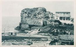 Cartolina - Spiaggia Torregaveta ( Bacoli ) - 1920 Ca. - Napoli (Naples)