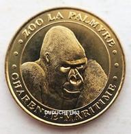 Monnaie De Paris 17. Zoo La Palmyre - Le Gorille 2007 - 2007