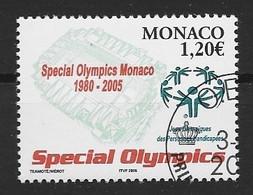 MONACO Yv 2493 Obli - - Used Stamps
