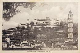 Cartolina - Valperga - Panorama - 1925 - Zonder Classificatie