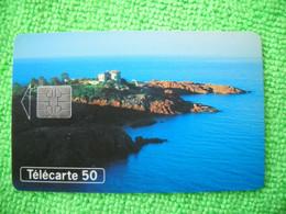 7134 Télécarte Collection FRANCE TELECOM Paysage Bord De Mer  50u  ( Recto Verso)  Carte Téléphonique - Operatori Telecom