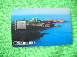 7135 Télécarte Collection FRANCE TELECOM Paysage Bord De Mer  50u  ( Recto Verso)  Carte Téléphonique - Operatori Telecom
