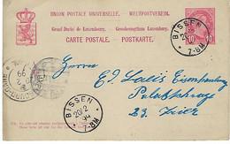LUXEMBOURG - BEAU JEU DE - 34 CARTES ENTIER POSTAL LUXEMBOURG - - Enteros Postales