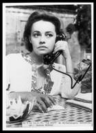 """FILM PHOTO PRESSE PRESS FR3 - """" La Nuit """" De Michelangelo ANTONIONI - JEANNE MOREAU - 1979 - Famous People"""
