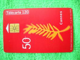 7146 Télécarte Collection FESTIVAL DE CANNES 1997  120u  ( Recto Verso)  Carte Téléphonique - Cinema