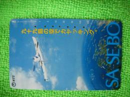7147 Télécarte Collection Bateau Kayak SASEBO   ( Recto Verso)  Carte Téléphonique - Barche