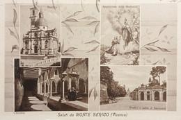 Cartolina - Saluti Da Monte Berico ( Vicenza ) - 1959 - Vicenza