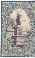 Marennes - Statue Du Marquis De Chasseloup Laubat ( Avec Dentelle) - Politicians & Soldiers