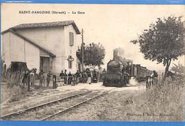 34 - Hérault - Saint Pargoire - La Gare  (N4887) - Andere Gemeenten