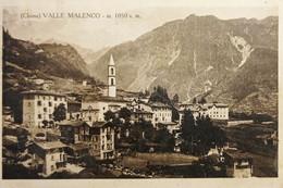 Cartolina - Chiesa - Valmalenco - 1927 - Sondrio