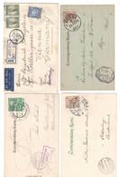 Ausland , 8 Alte Briefe/Karten - Unclassified