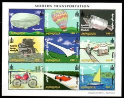 T1-24 Mongolie N° 2557 à 2765 **  A Saisir !!!  Avions - Mongolia