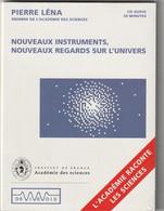 """CD  De Vive Voix Nouveaux Instrument Regards Sur L'univers Pierre Léna ACADEMIE DES SCIENCE  ' Excellent état """" - Astronomie"""
