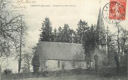 """CPA FRANCE 53 """"Landivy, Chapelle Du Pont Aubray"""" - Otros Municipios"""