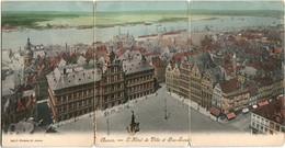 41hz 124 CPA - ANVERS - L'HOTEL DE VILLE - Antwerpen