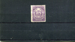 Nicaragua 1905-06 Yt 208 * - Nicaragua