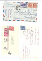 US OLD POSTAL STATIONERY LOT NICE POSTMARKS DIFFERENTS YEARS FOR STUDY!! - Unclassified