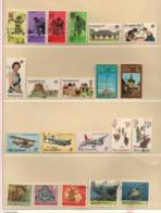 Neuseeland 1974 Siehe Bild/Beschreibung 21 Marken Gestempelt; New Zealand Used - Gebraucht