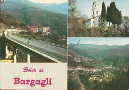 SALUTI DA  BARGAGLI (532) - Saluti Da.../ Gruss Aus...