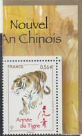 FRANCE 2010 ANNEE DU TIGRE NEUF - YT 4433 - Ongebruikt