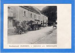 25 DOUBS - BEURE Restaurant Fleuret, Pionnière - Autres Communes
