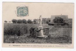 45 LOIRET - VILLEJOUAN Tombe élevée Aux Soldats Français Tués Aux Combats En 1870. - Andere Gemeenten