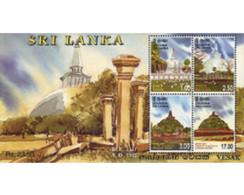 Ref. 91461 * MNH * - SRI LANKA. 1997. VESAK FESTIVAL . FESTIVAL VESAK - Sri Lanka (Ceylon) (1948-...)