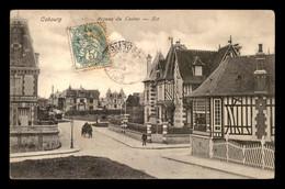 14 - CABOURG - AVENUE DU CASINO - Cabourg