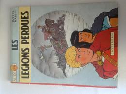 Alix Les Légions Perdues EO Belge 1965 - Alix