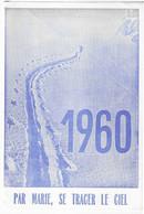 1960,- PAR MARIE, SE TRACER LE CIEL - Petit Format : 1941-60