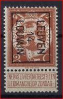 PELLENS Cijfer Nr. 109 Voorafgestempeld TYPO Nr. 52 Positie B  LEUVEN  14  LOUVAIN (*) In Goede Staat ! - Typo Precancels 1912-14 (Lion)
