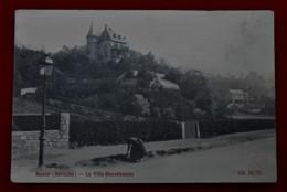 CPA Namur Herbatte - La Villa Douxchamps - Namur