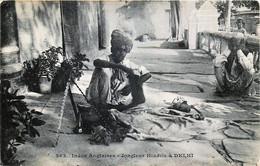 Indes Anglaises - Jongleur Hindou à Delhi - India