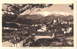 FR66 SAINT LAURENT DE CERDANS - Coll 4 - De Can Llobera Au Canigou - Belle - Other Municipalities