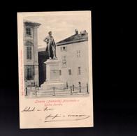 ITALIA - CARTOLINA - LIVORNO VERCELLESE - Monumento A GALILEO FERRARIS - Otras Ciudades